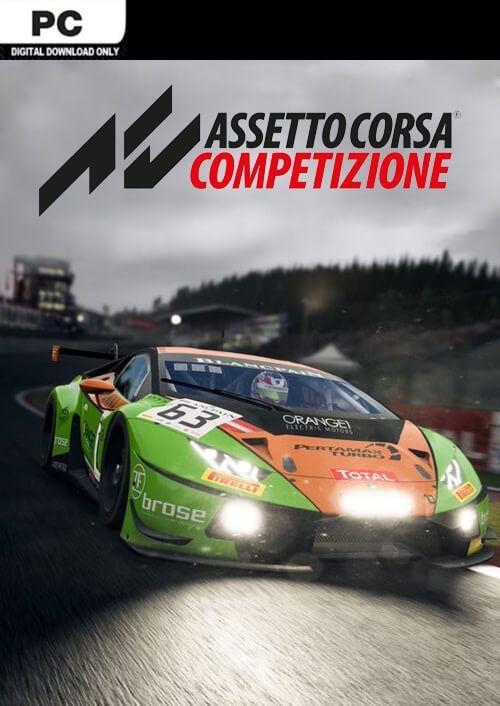 Assetto Corsa Competizione PC £16.99 @ CDKeys