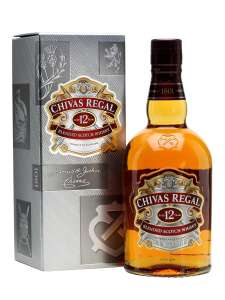 Chivas Regal 12 Year Old Blended Scotch Whisky 70cl Great price from 01/06 instore @ Costco