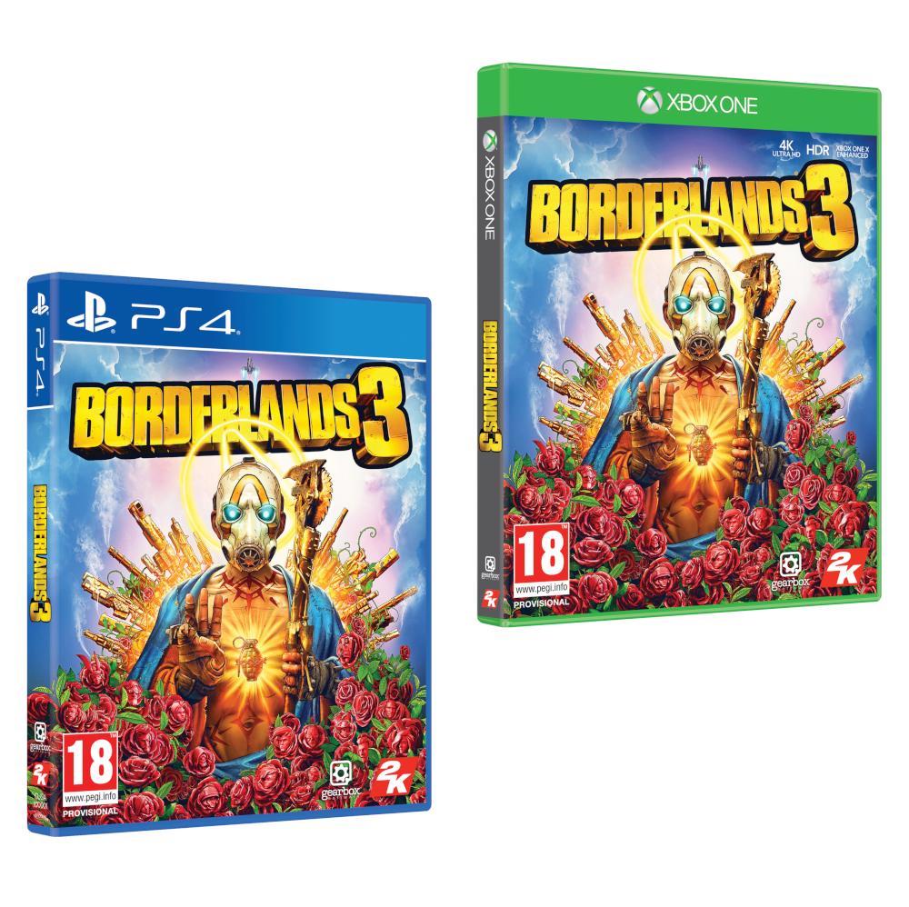 Borderlands 3 (PS4 / Xbox One) for £16.99 delivered @ Smyths