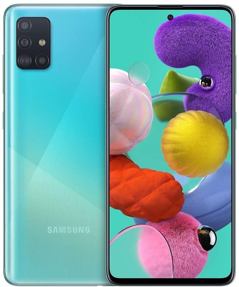 Samsung Galaxy A51 Blue £212.63 / A71 £265.12 / S10+ Black £461.45 / Note 10+ Aura Glow £592.45 @ Amazon Germany