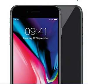 Apple IPhone 8 64GB Space Grey Vodafone Good Condition Smartphone - £170.99 @ Music Magpie Ebay