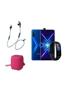 Honor 9x Smartphone + Honor Band 5 + Headphones + Bluetooth Speaker - £221.99 delivered @ Honor UK