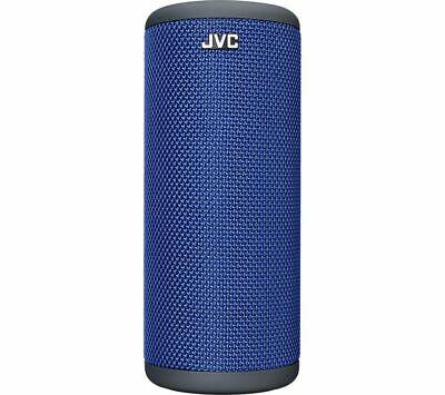 JVC SP-AD85-A Portable Bluetooth/NFC Speaker - Blue/Black, £22.97 / £24.97 at Currys PC World / ebay