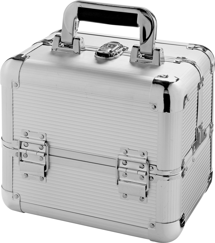 Medium Silver Aluminium Vanity Case - £11.99 / £15.94 delivered @ Argos