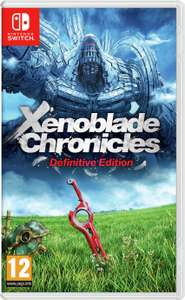 Xenoblade Chronicles Definitive Edition Nintendo Switch Game - £39.99 / £43.94 delivered @ Argos