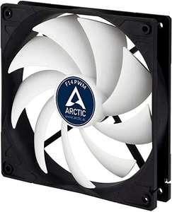 ARCTIC F14 PWM - 140 mm PWM Case Fan £6.49 Prime / £10.98 Non Prime @ Amazon