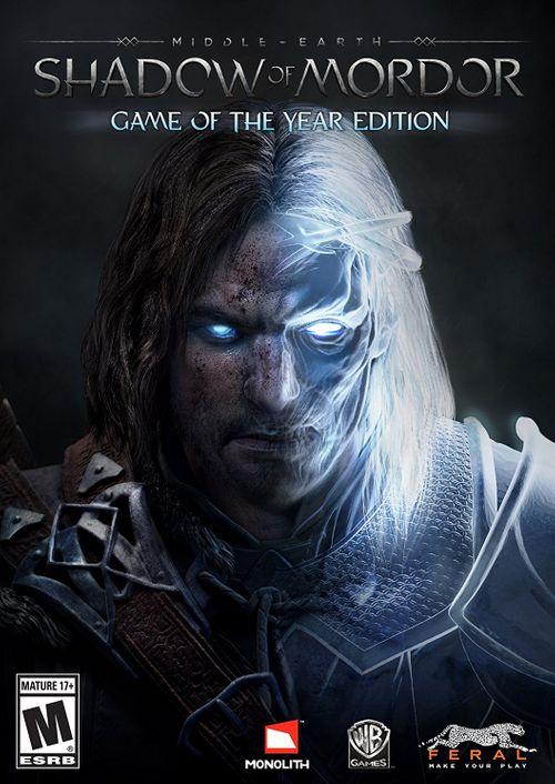 Middle-Earth: Shadow of Mordor GOTY Edition (Steam) - £2.29 @ CDKeys