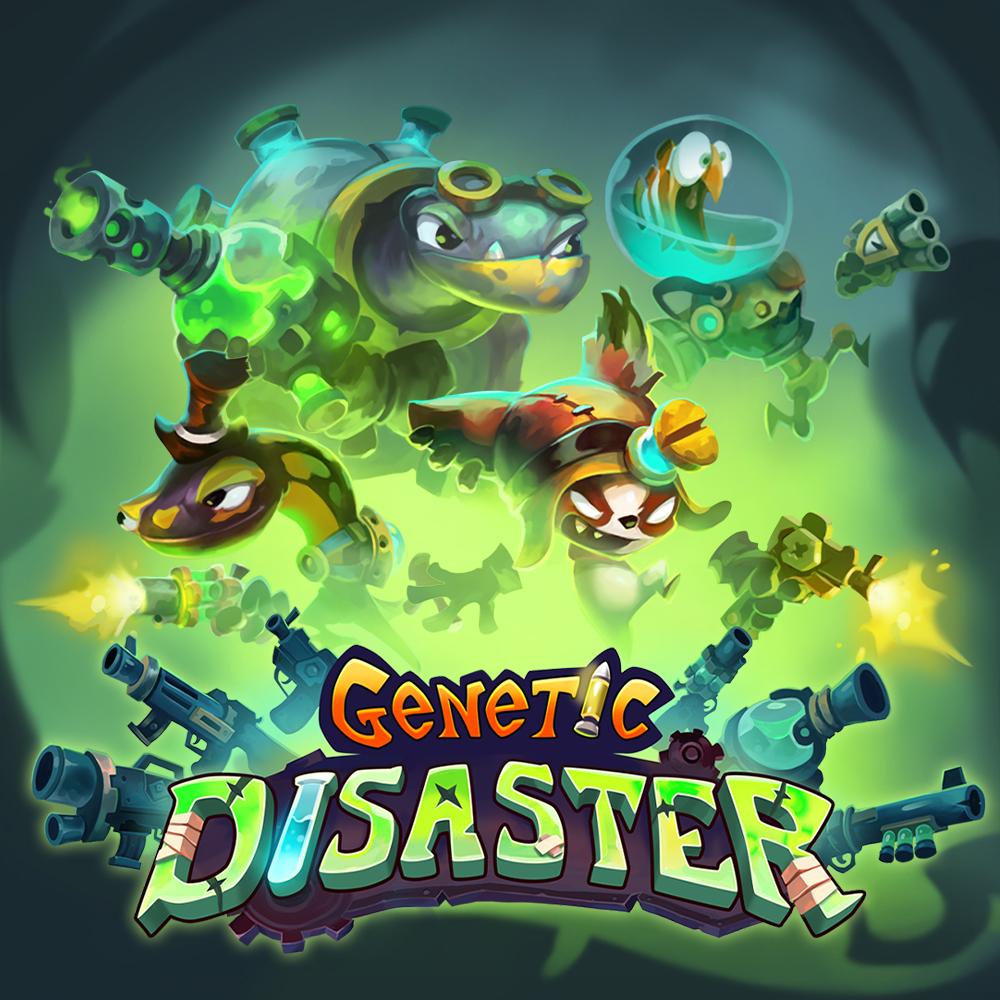 Genetic Disaster Nintendo Switch - £8.99 at Nintendo eShop