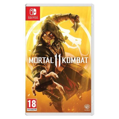[Nintendo Switch] Mortal Kombat 11 - £14.99 delivered @ Monster Shop