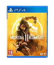 Mortal Kombat 11 [PS4/Xbox One] - £16.85 Delivered @ Base