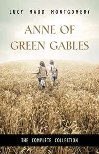 Anne Of Green Gables Complete 8 Book Set - free Kindle edition @ Amazon