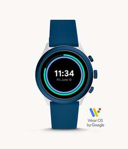 Fossil Sport Smartwatch 43mm Blue Silicone £89 with Free Delivery from Fossil