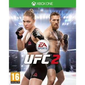 EA SPORTS UFC 2 (Xbox One) - £4.95 Delivered @ The Game Collection