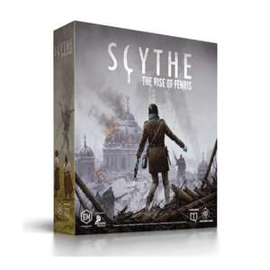 Scythe: Rise of Fenris Expansion - £29.13 delivered @ Chaos Cards