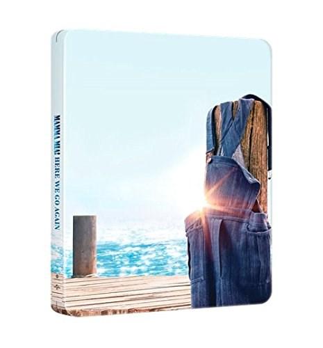 Mamma Mia! Here We Go Again (4K Ultra HD Steelbook + Blu-ray) [UHD] - £9.99 delivered @ Zoom