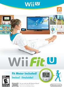 US Region Locked!!! Wii Fit U with Fit Meter £24.97 - Dispatched from and sold by Amazon US