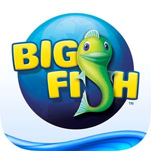 Multiple free Big Fish Games (including a game of choice, Mystery Case Files, PuppetShow and Awakening)