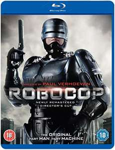 Robocop: Remastered (Blu-Ray) - £6.29 Delivered Using Code @ Zoom (Trilogy £9.99)