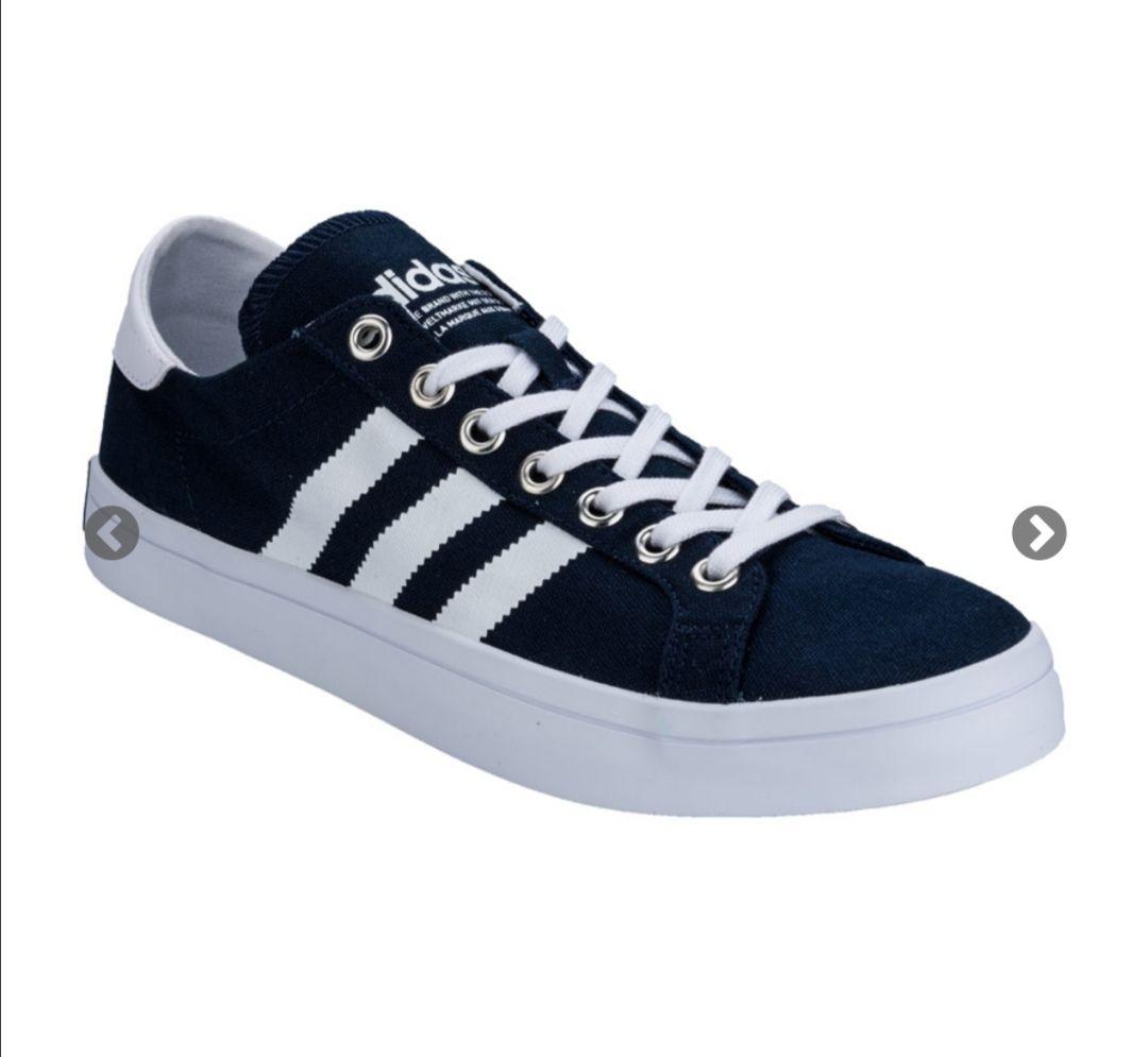 Men's Adidas court vantage trainers £23.97 delivered