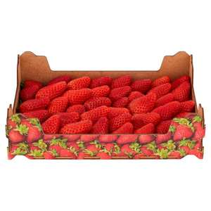 1kg strawberries £3 at Tesco Walsall
