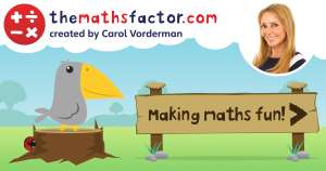 "Free access to Carol Vorderman's ""The Maths Factor"" / maths schooling whilst the schools are shut (usually £2 a week)"