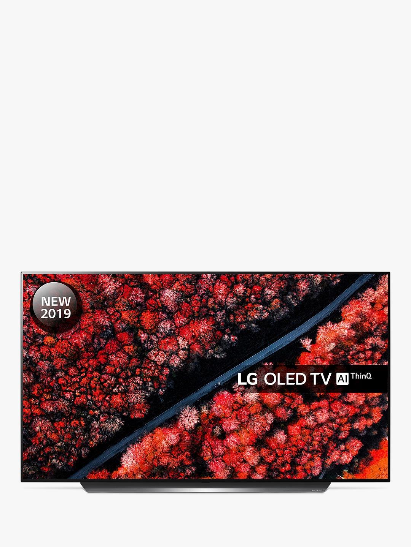 "LG OLED55C9PLA (2019) OLED HDR 4K Ultra HD Smart TV, 55"" £1299 + Claim £100 E-Gift Card @ John Lewis & Partners"