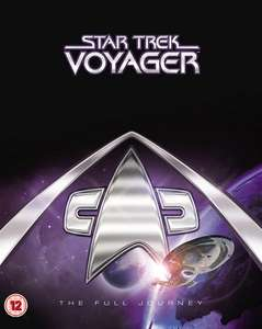 Star Trek Voyager Complete Collection DVD £34.99 at Amazon