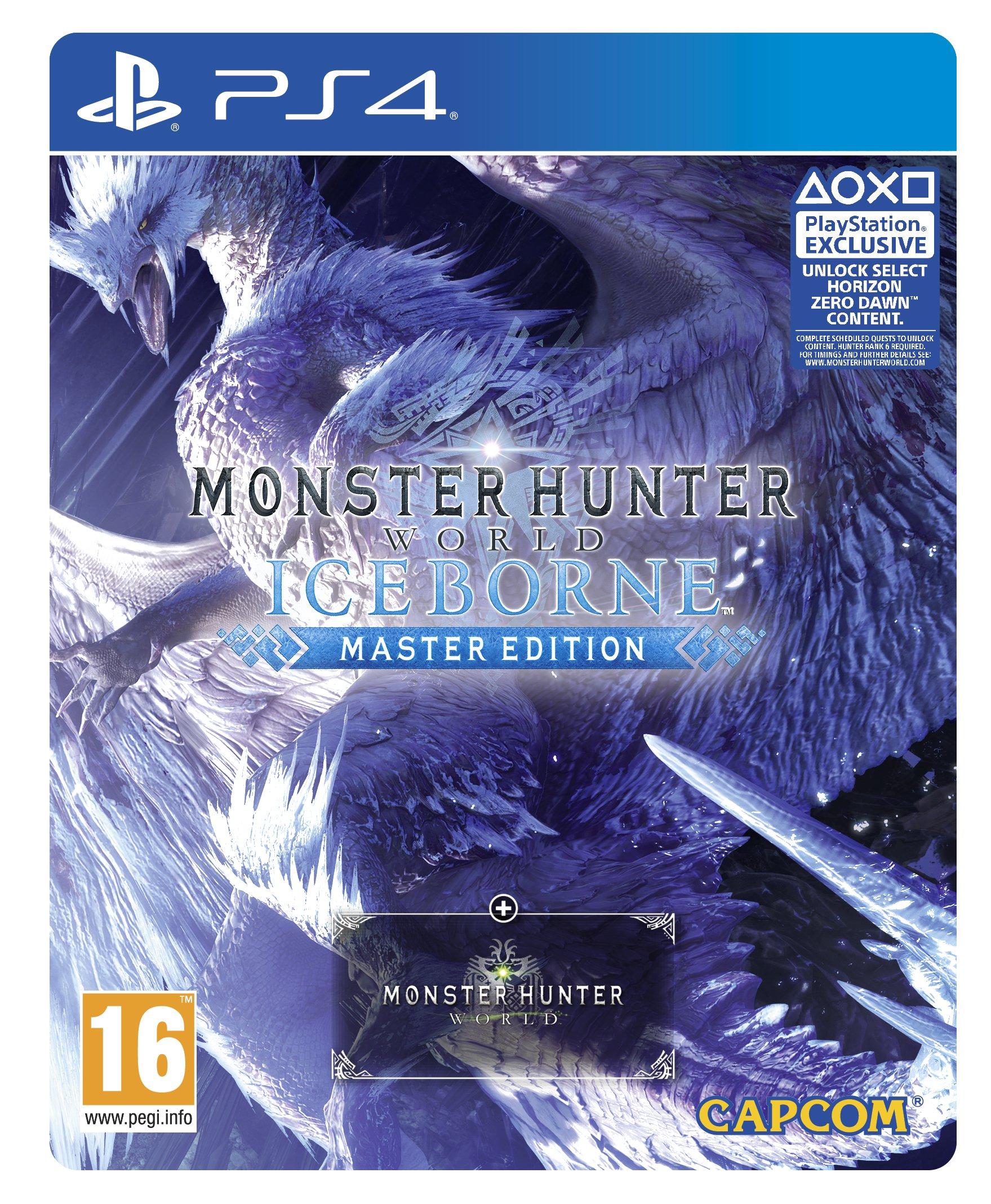 Monster Hunter World - Master Edition Steelbook PS4 £25.50 @ Coolshop
