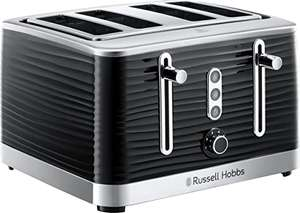 Russell Hobbs Inspire High Gloss Four Slice Toaster £29 delivered at Amazon