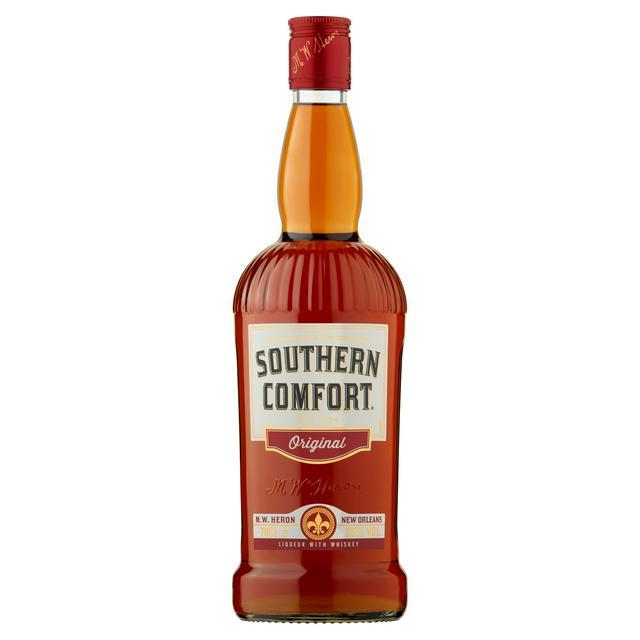 Southern Comfort 1 litre £18 at Sainsbury's