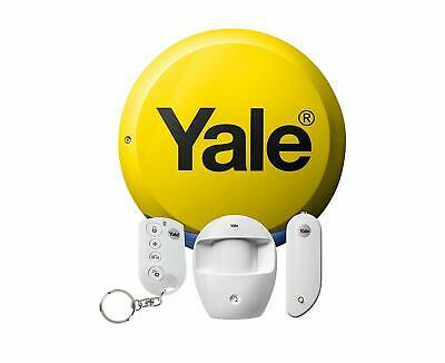 Yale Easy Fit Alarm Starter Kit EF-SKIT NEW - Plain Box £69.99 @ Yale / eBay