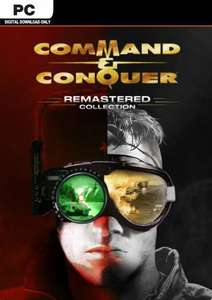 Command & Conquer Remastered Collection PC £15.99 at CD Keys
