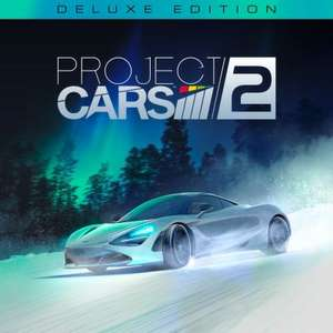 Project Cars 2 Deluxe Edition £14.99 @ Playstation Network