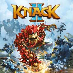 Knack 2 £8.99 @ PlayStation Network (*includes PSN exclusive content)