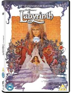 Labyrinth (30th Anniversary Edition DVD) £3 Delivered @ Zoom