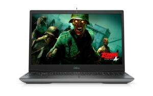 """Dell G5 15"""" FHD WVA 144Hz, Ryzen™ 5 4600H, 8GB, RX 5600M 6GB, 256GB M.2 PCIe NVMe Gaming Laptop, £899.10 with code at Dell"""