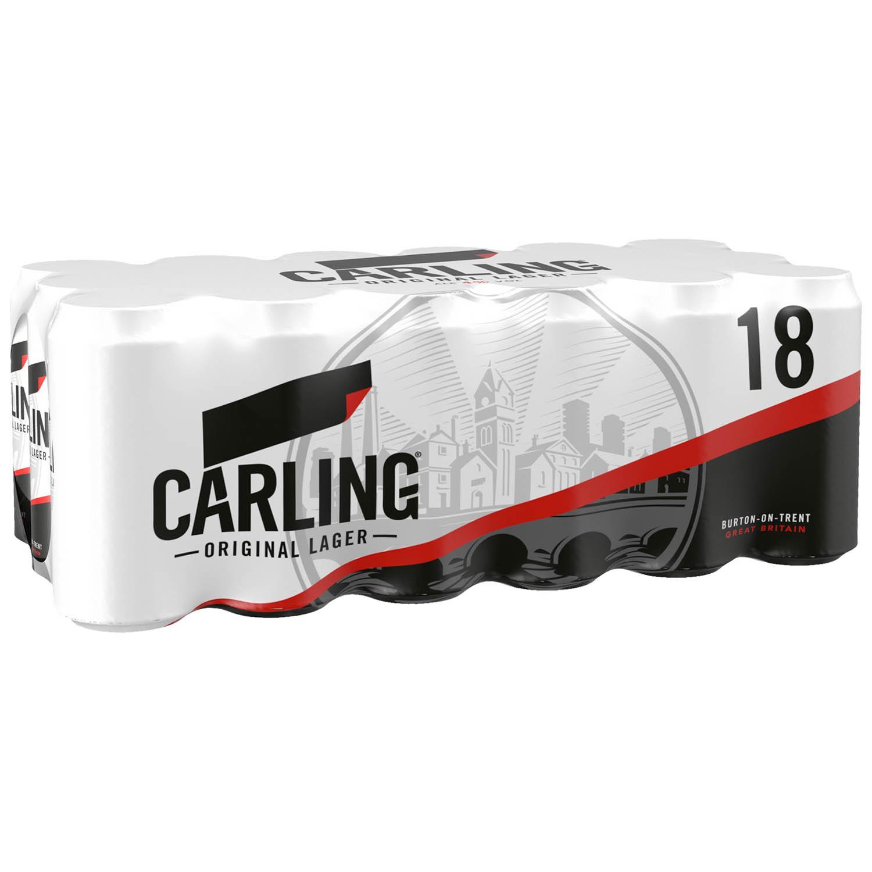 18 x Carling 440ml £11.99 instore @ B&M