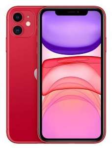 Apple iPhone 11 64GB (Unlocked for all UK networks) - Red £635 at Wowcamera