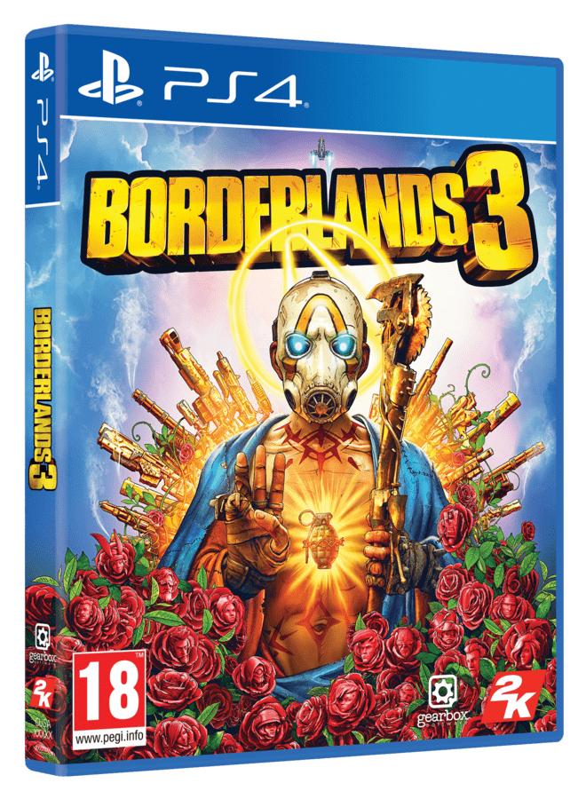 [PS4] Borderlands 3 inc. Gold Weapon Skins Pack £16.85 Delivered @ Shopto