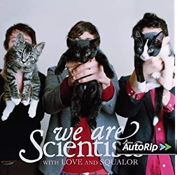 We Are Scientists - With Love and Squalor Vinyl £15.75 Prime / £18.74 non-Prime @ Amazon