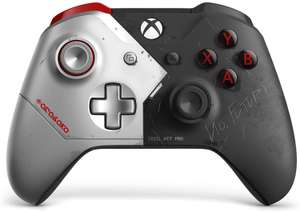 Xbox Cyberpunk 2077 Wireless Controller Special Edition £53.67 delivered @ Amazon Spain
