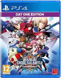 Blazblue Cross Tag Battle Special Edition (PS4) £13.85 @ Base