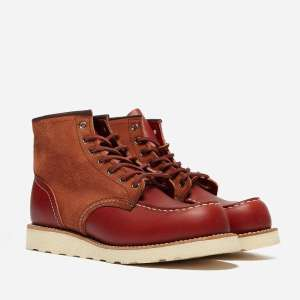 Red Wing 8819 two tone moc toe £124 @ The Hip Store