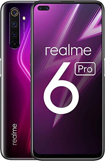 Realme 6 Pro (8GB ROM + 128 GB), from Amazon Germany 309EURO (£283 from fee free card) £292 @ Amazon DE
