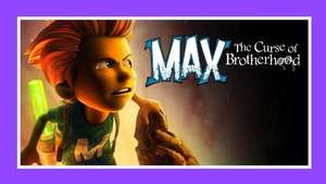 Max: The Curse of Brotherhood (PC game) FREE @ Twitch Prime