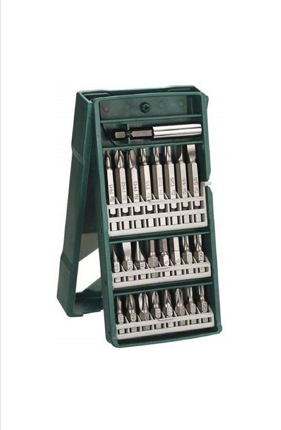 Bosch Power Tools Accessories 2607019676 Mini X-Line Screwdriving Set (25 Pieces) - £7.98 Prime / +£4.49 non Prime @ Amazon