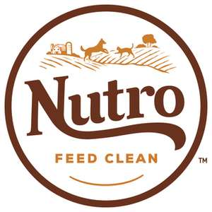 Nutro Dog & Cat Food, Various Prices From 3 For £1, £1, £3, £4 *£30 Minimum Spend* @ Poundshop + £4.95 P&P