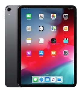 Refurbished 11-inch iPad Pro Wi‑Fi 64GB - Space Grey, Gen 3 (2018) £519 @ Apple Store