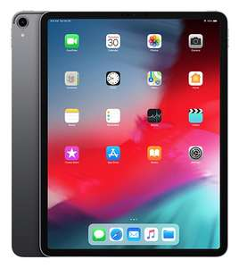 Refurbished 12.9-inch iPad Pro Wi-Fi 64GB - Space Grey (3rd Gen 2018) £679 @ Apple Store