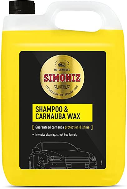 Simoniz Shampoo and Wax 5lt - £8.69 with Prime / £13.18 non prime @ Amazon